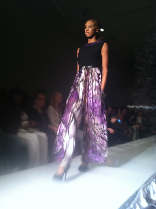 THAT PRINT! Philly Fashion Week 2014