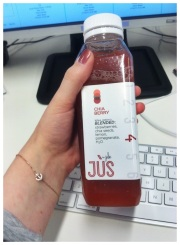4 jus by julie chia berry
