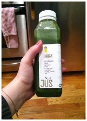 6 jus by julie xtreme greens